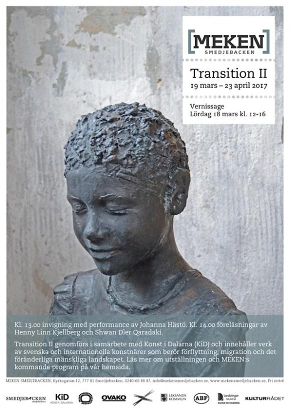 Transition II - Vernissage m text webb