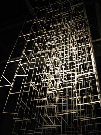 Solitudes Construction #4, Konstfack Degree Show 2009