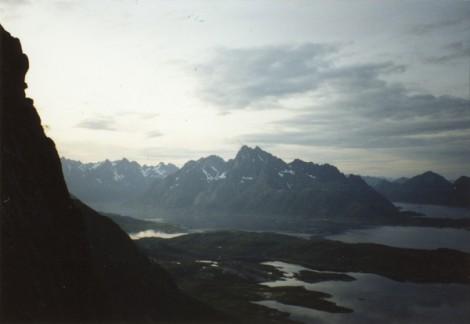 Lofoten, Norway. Photo: Anton van Genugten.